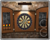 CG | Animated Dart Board