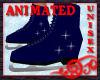(WF) Skates - Blue Stars