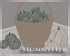 H. Basket Of Pumpkins