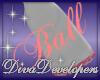 Diva Pink Ball Skirt