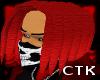 [CTK] Red Dreadlocks