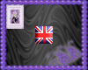 Union Jack Bling Sticker