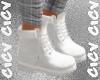 Boots White F