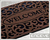 ENC. WELCOME MAT