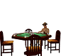 poker table country west