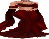 Dark Red Drapes