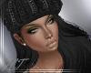 HT Melle Love Hat Black