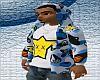 *CA* Hoodsta Blue
