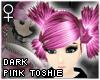!T Dark pink Toshie