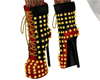Queen of Hearts Boots