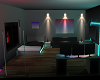 Neon Gaming Room