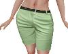 TF* Chino Shorts, green