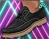 1984 Classy Shoe Black