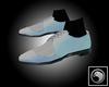[8Q] Gray Toulouse Shoes