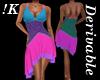 !K! Fantasy Gown 6