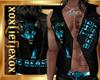 [L] Wolf Beast Vest M