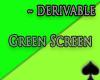 Cat~ Green Screen