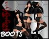 Gotcha Boots-Black