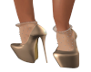 Beige Cream Stilletos