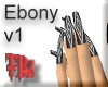 TBz LongNails Ebony v1