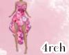 4rch-Pink Flower