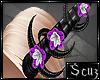 *Scuz* ThornHornM Purple