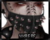 Spiked COVID-19 Mask