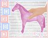 . Purple Pony Handheld