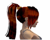 Foxy Red High Ponytail