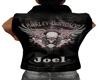 Harley Skull Vest Joel