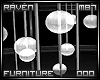 (m)Raven Ceiling Lights
