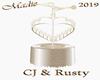 !a CJ's Ivory Fountain