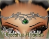 ~OA~ Headdress Emerald