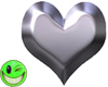 ~MDB~ SHINY METAL HEART