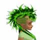 *NN* Green Mohawk Female