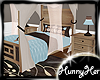Couples Bed w/Nightstand