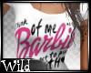 Barbie u never get T