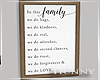 H. In This Family..