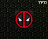FC; Deadpool Badge