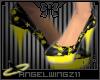 [AZ] Lemon Disco Heels