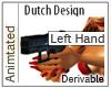 Dutchs LEFTHAND Glock20
