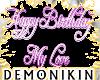 Happy Birthday DJ Light