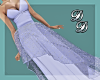 Periwinkle Gown