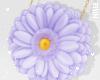 n| Flower Purse Lilac