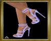(AL)Buckle Heels Lilac