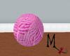 GIANT Pink Yarn Ball!