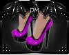 [DM] PVC Shiny Heels P
