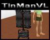 TM- Elight Towel Stand