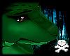 AnysHead Alligator M med