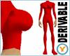 Pamela: Bodysuit (feet)